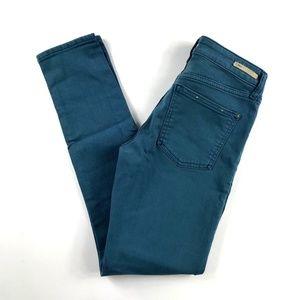Anthropologie Pilcro Stet Fit Jeans Skinny Sz 25